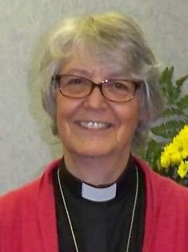 Rev Barbara Fairburn
